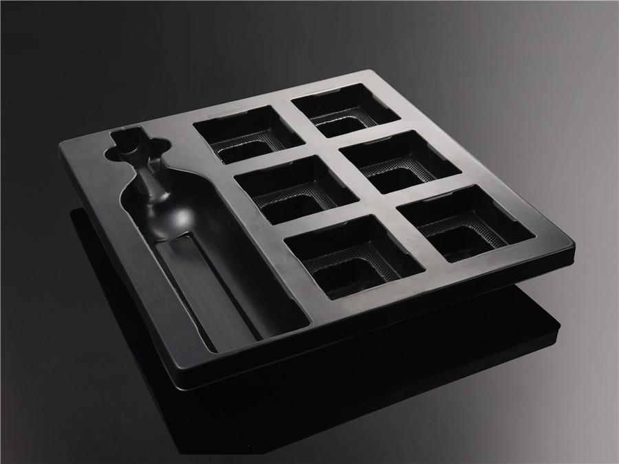 红酒月饼礼盒内托