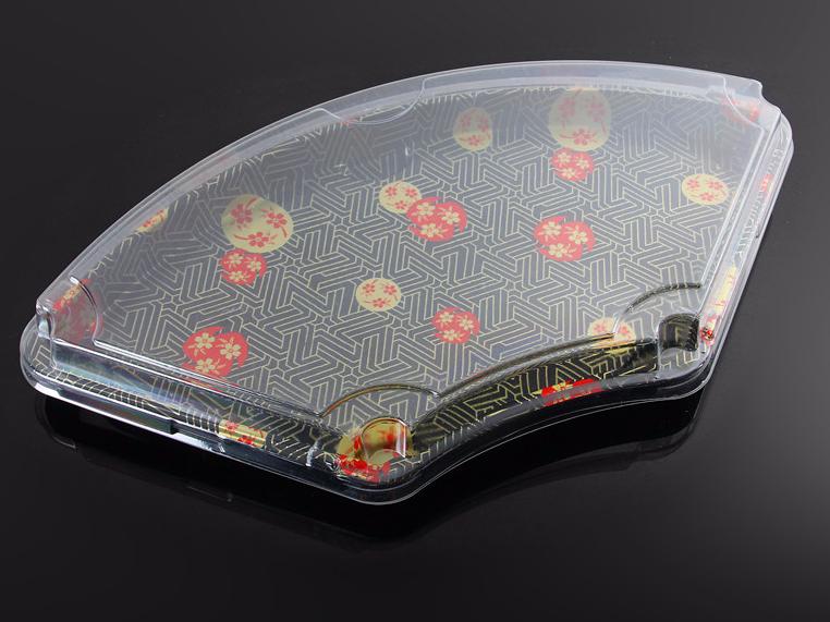 扇形寿司包装盒