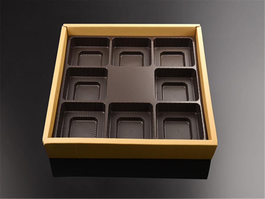 月饼礼盒吸塑内托