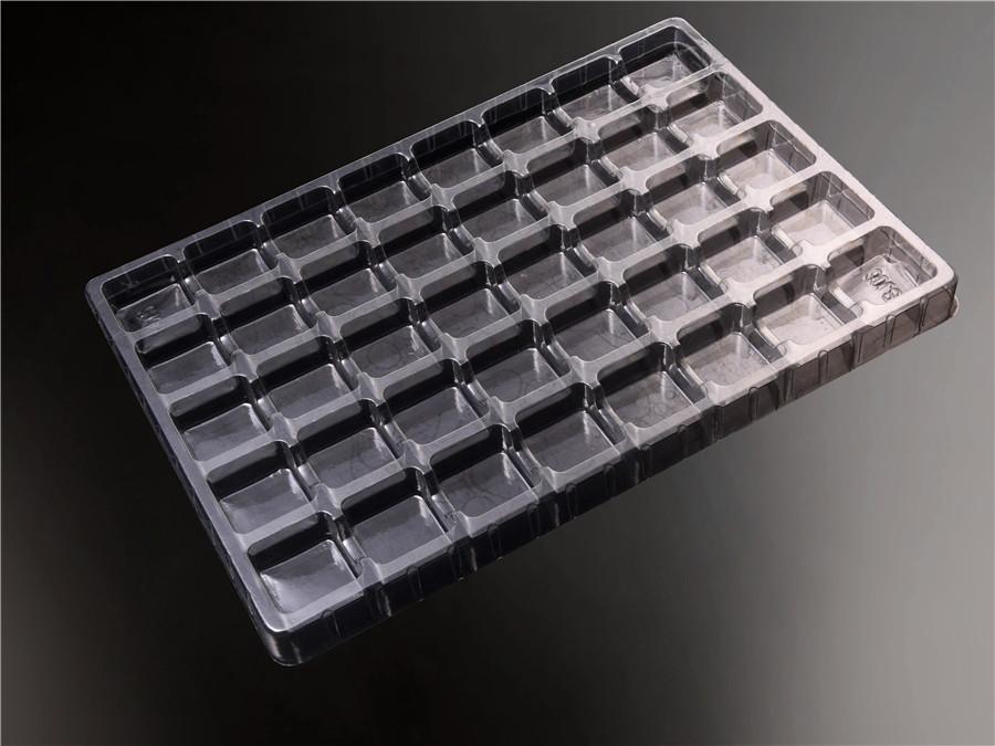 透明电子吸塑