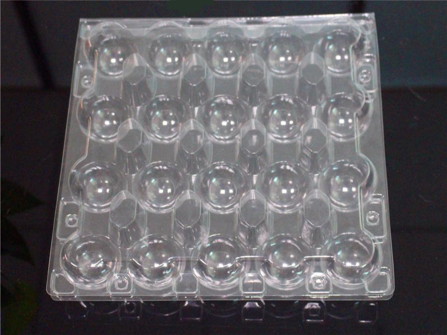 桃子李子塑料包装盒定制