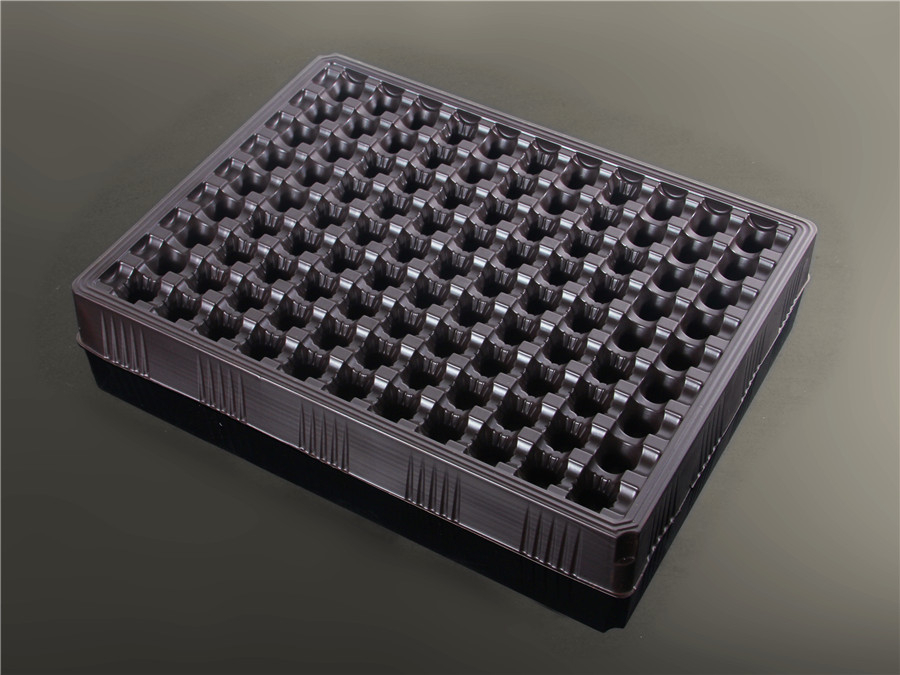 99巧克力礼盒吸塑内托