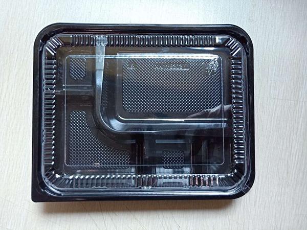 快餐餐点吸塑包装盒