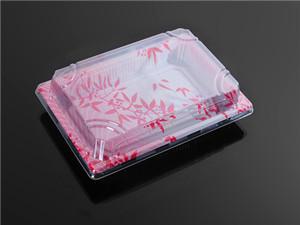 浙江义乌寿司糕点塑料盒生产厂家
