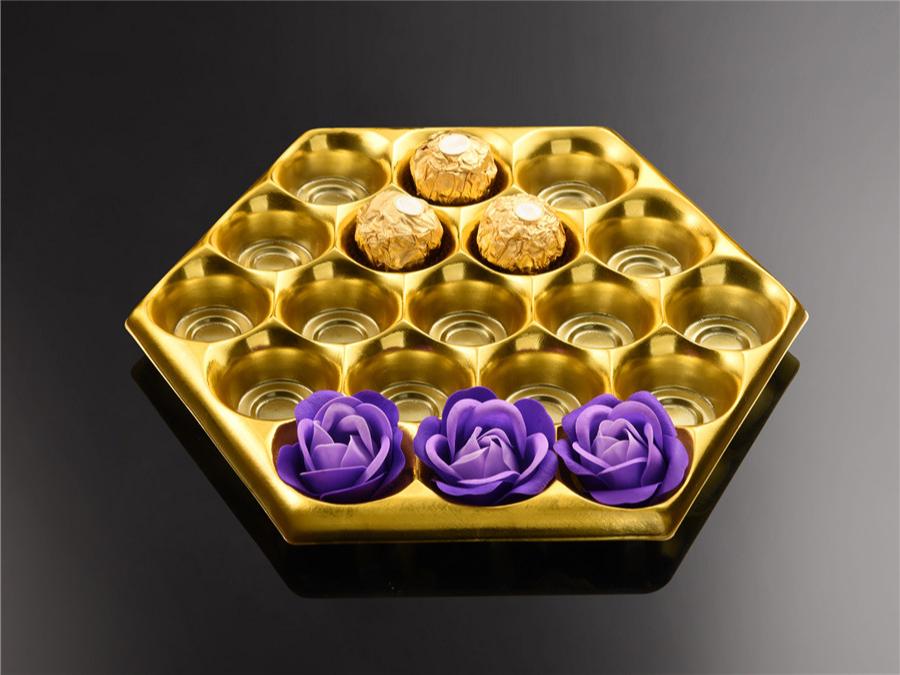巧克力吸塑包装盒1