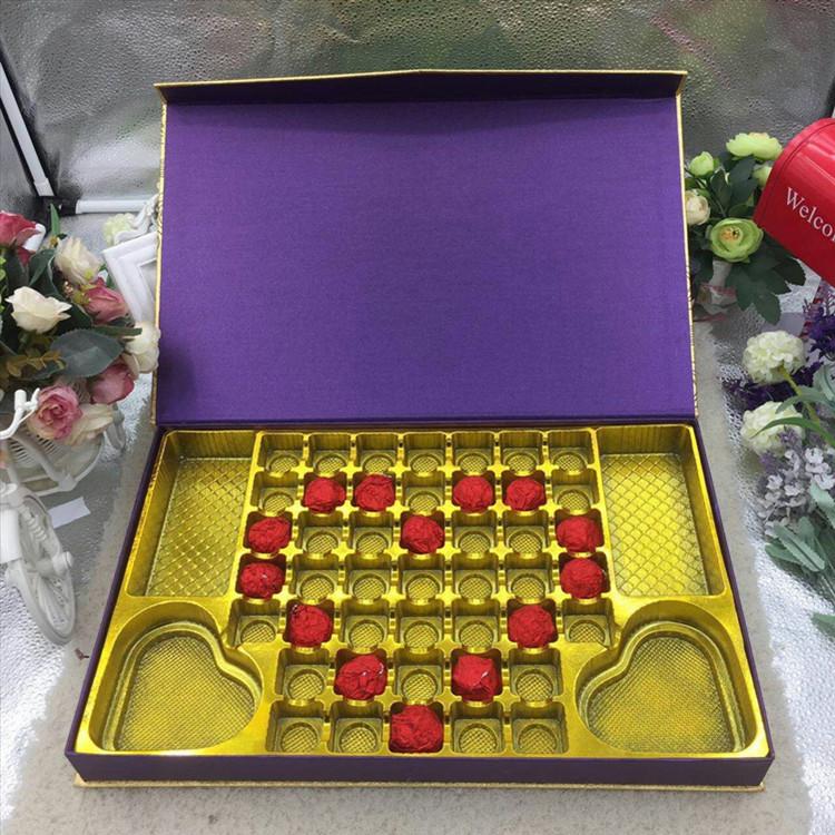浙江义乌巧克力吸塑盒生产厂家