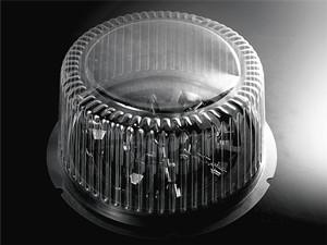 透明塑料蛋糕盒批发定制