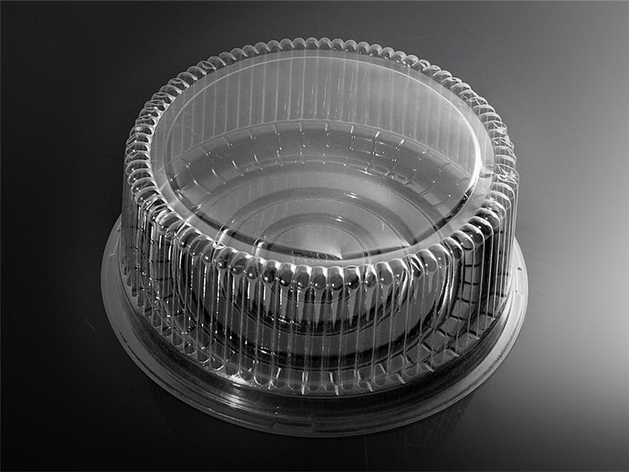 透明蛋糕包装盒