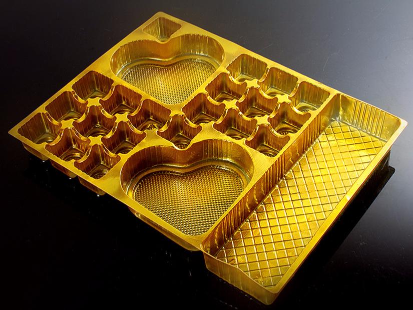 48颗巧克力礼盒吸塑包装