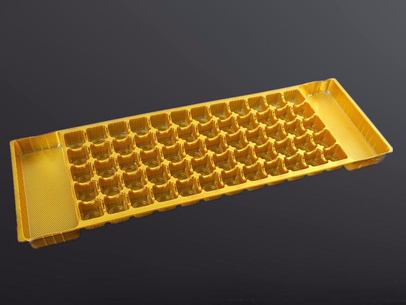 巧克力吸塑包装盒内托