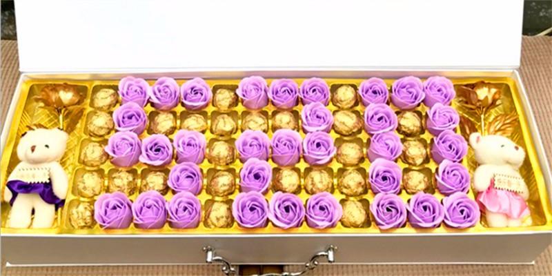 巧克力吸塑包装内托