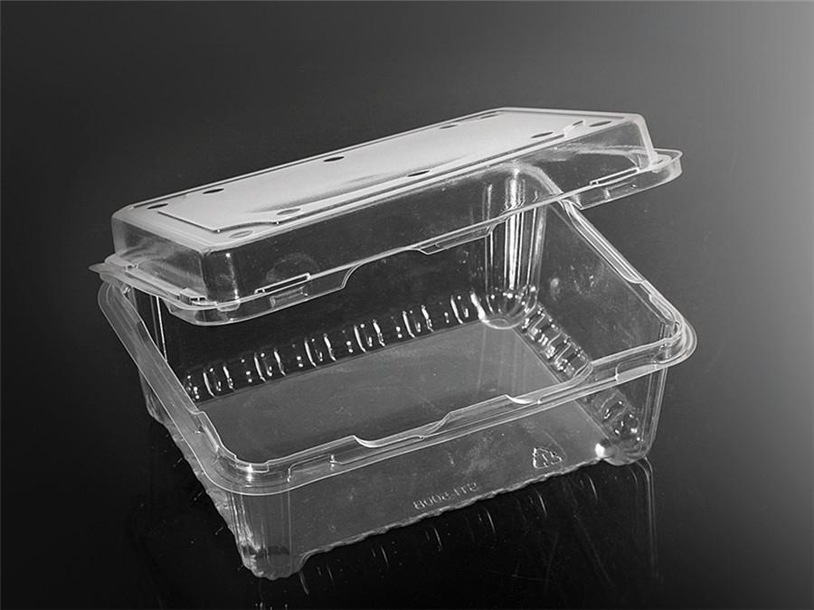 透明果蔬塑料包装盒