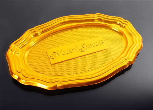 食品吸塑托盘定制