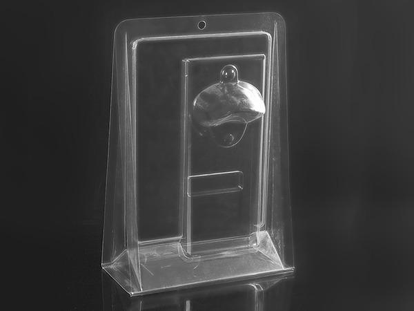 三折吸塑盒